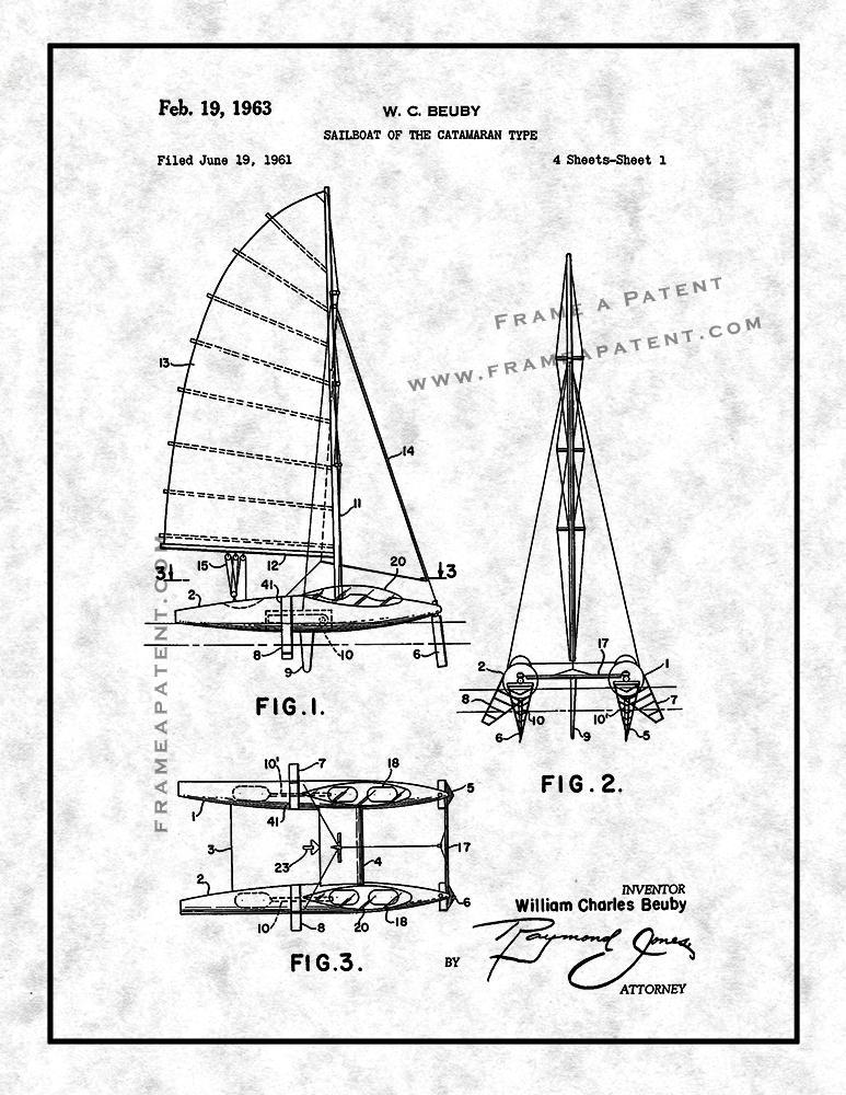 Catamaran Drawing at GetDrawings com | Free for personal use