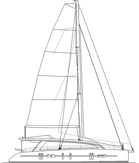 473x552 Inmast Yacht Layout Amp Build