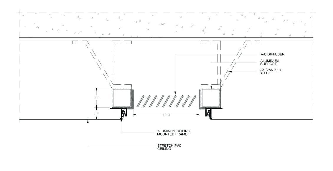 1130x583 Ceiling Detail Stretch Ceiling Detail False Ceiling Detail Section