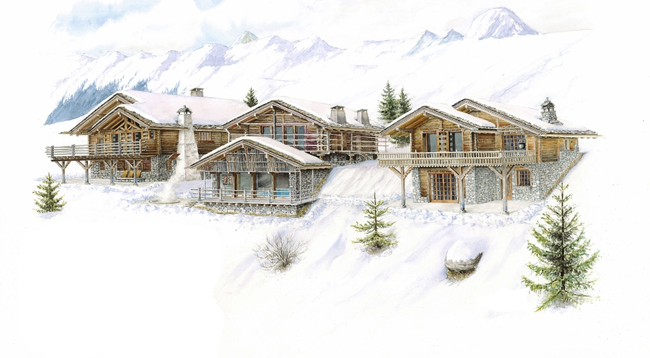 942x520 Eco Friendly Catered Ski Chalet For Large Groups In Verbier