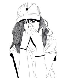 236x274 Outlines, Tumblr Girl, Nice, Outline Tumblr Outlines And A Bit