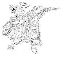 220x220 Delighted Power Rangers Dino Charge Coloring Pages Thunder 14328