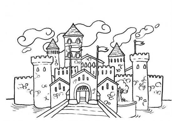 550x388 Castle
