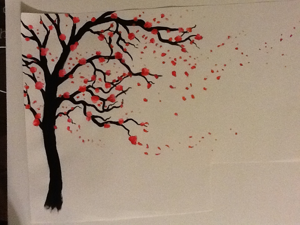 960x720 Cherry Blossom Tree