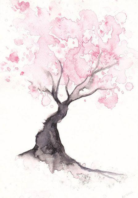 447x640 Cherry Tree Tumblr Trees Blossom Trees, Cherry