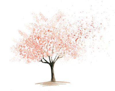 400x318 Spring Illustration Pleasant Illustrations