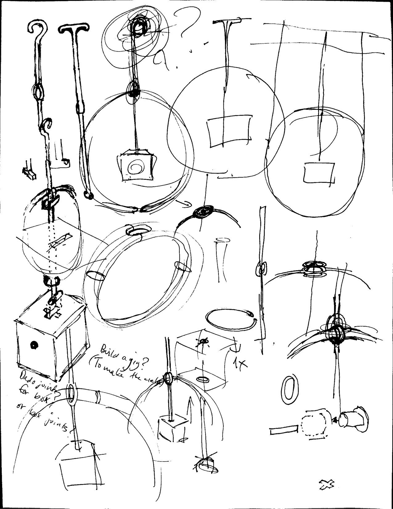 1275x1650 Finalizing Birdhouse Drawing Bird Choice Change Thad Deus