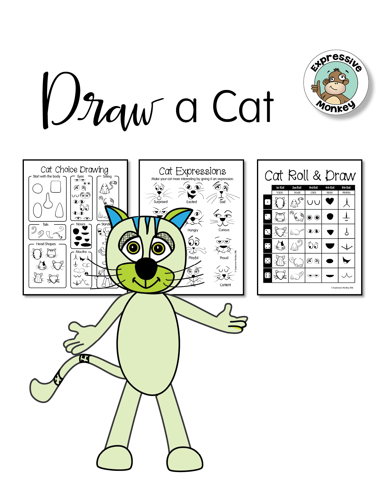 1275x1650 Drawing Animals With Expressions Drawing Games, Fun Drawings