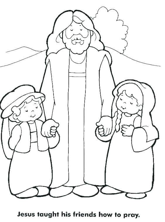 Christ The King Drawing At Getdrawingscom Free For Personal Use - Christ-the-king-coloring-page