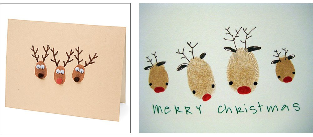 1000x439 Christmas Card Drawing Ideas Easy AEUR Fun For