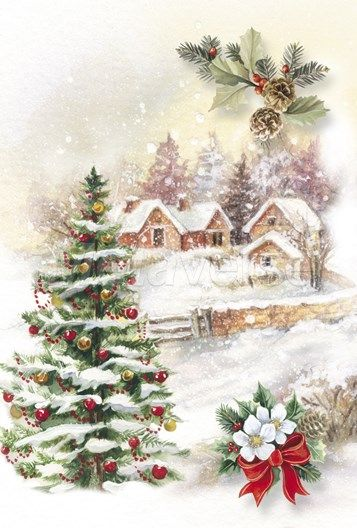 357x528 Christmas Christmas Vintage Christmas, Christmas