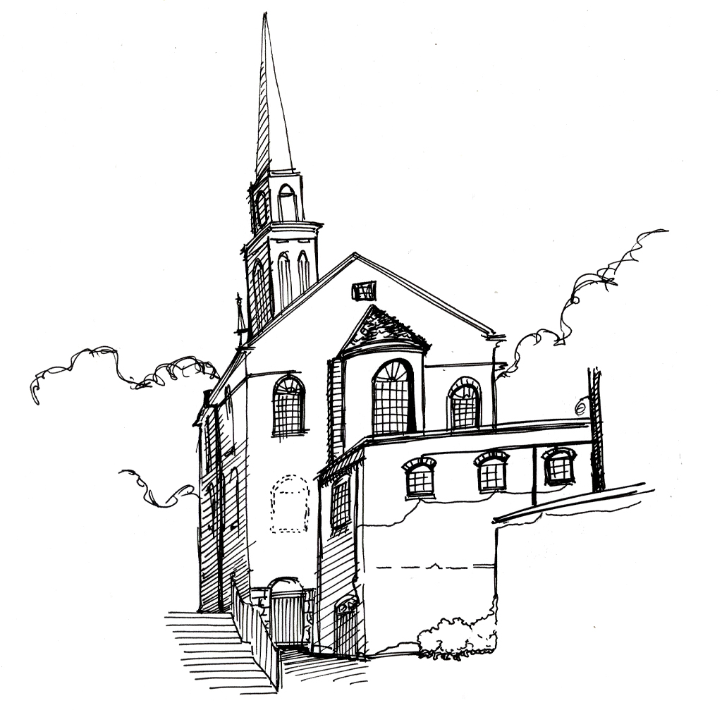 Church Altar Drawing at GetDrawings.com | Free for personal use ...