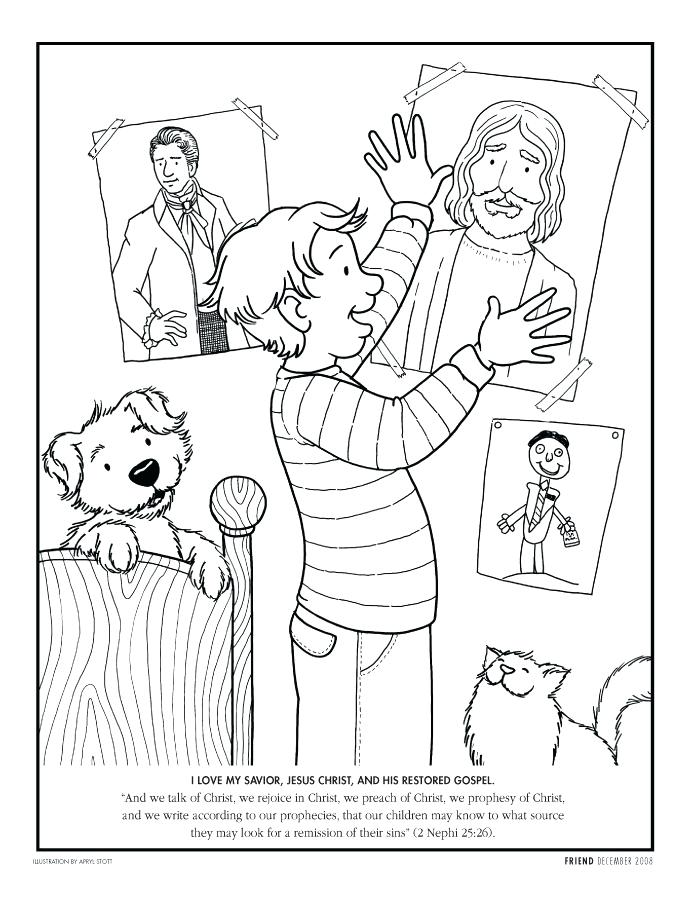 694x902 Church Coloring Pages Online Catholic Altar Page