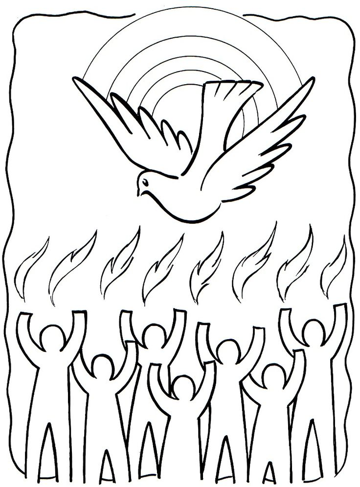 736x995 25 Best Pentecost Images On Pentecost, Altars And Holy