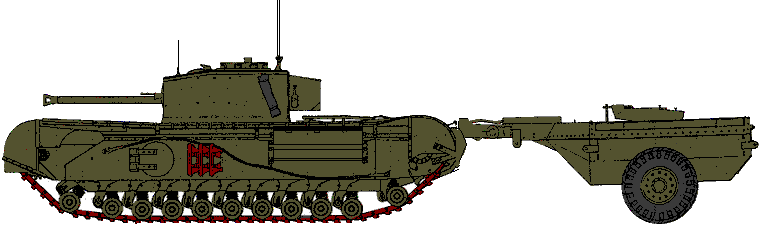 Churchill Tank Drawing at GetDrawings com | Free for personal use