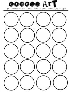 236x295 The Circle Game A Complete Sub Lesson For The Art Room. Adapted