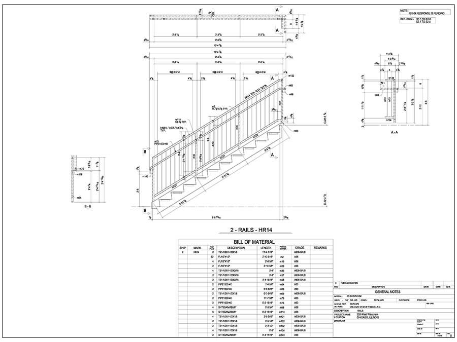 900x675 Structural Engineering Sample, Architectural Engineering Sample