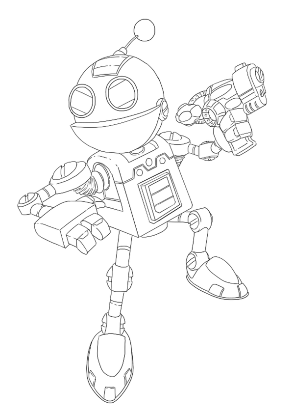 600x845 Clank By Toviorogers