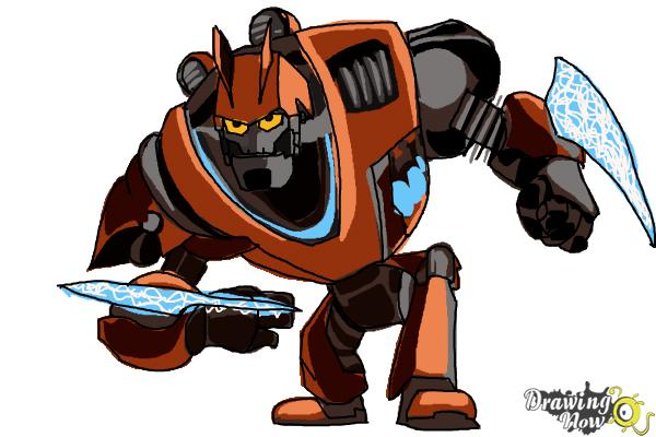 600x400 How To Draw Victor Von Ion From The Movie Ratchet And Clank