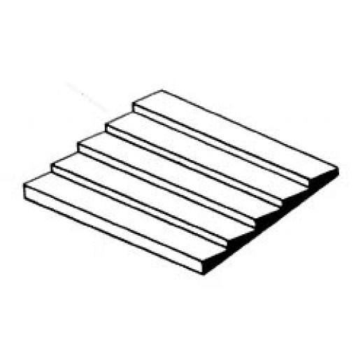 512x512 Evergreen Plastic Styrene 3d Patterned Sheet Stock