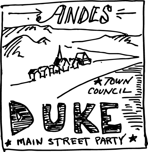 600x619 William Duke For Town Council