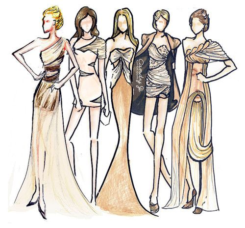 500x464 26 Best The Clothes Design Drawings Images On Drawing