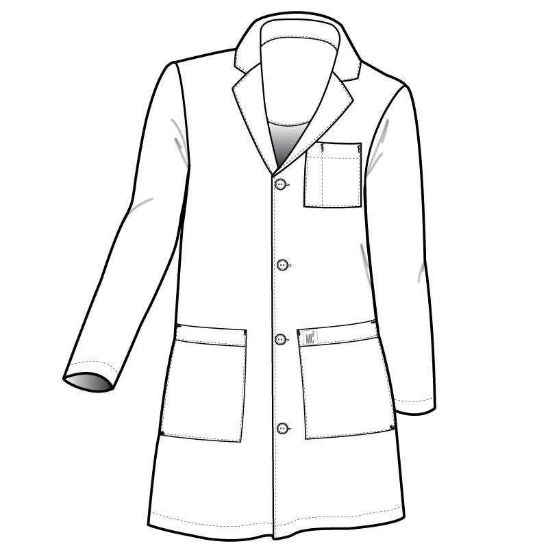 Coat Drawing