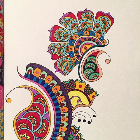 480x480 Collection Of Coloured Sketch Pen Drawing High Quality, Free