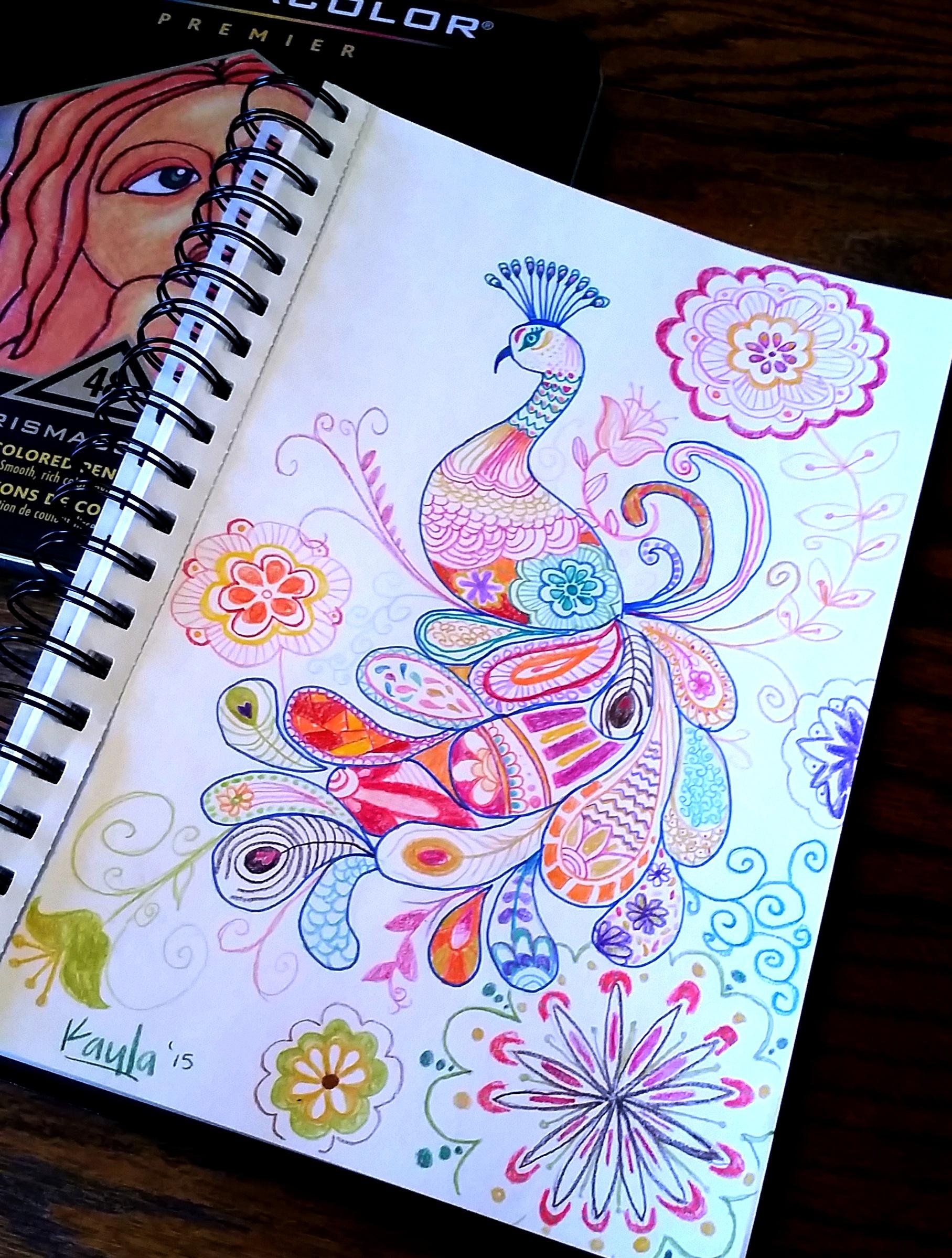 1815x2398 Coloured Sketch Pen Drawing Colour Sketch Pen Drawings Sketchbook