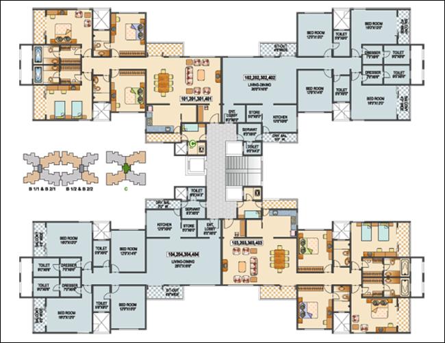 650x501 Commercial Floor Plan Software Commercial Office Design