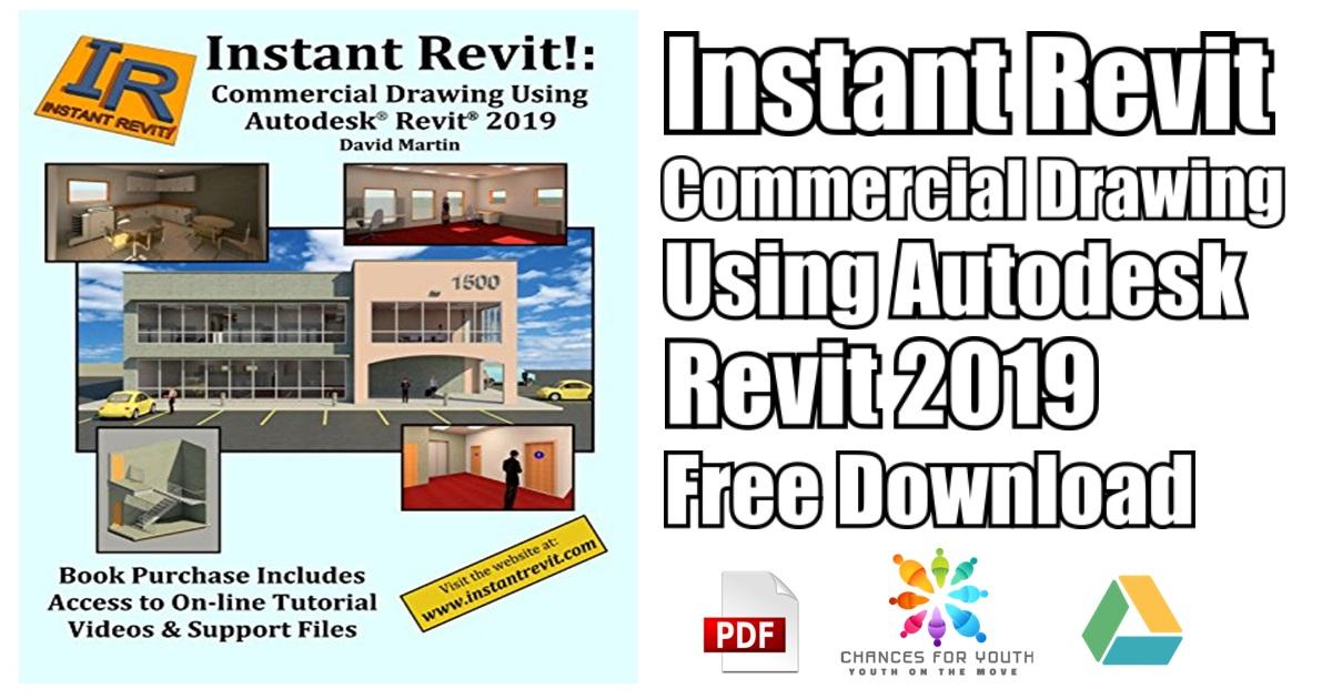 1200x630 Instant Revit Commercial Drawing Using Autodesk Revit 2019 Pdf