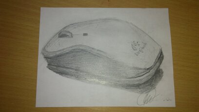 408x230 Computer Mouse Sketch By Mortalinthemiddle