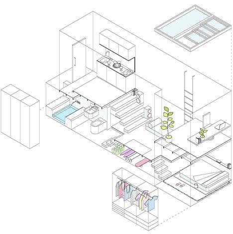 Condominium Drawing