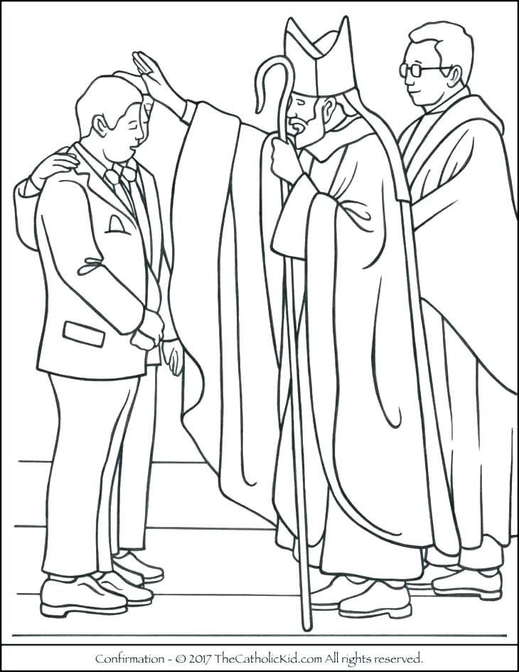 730x945 Eucharist Coloring Pages First Communion Free Castvertisingcom