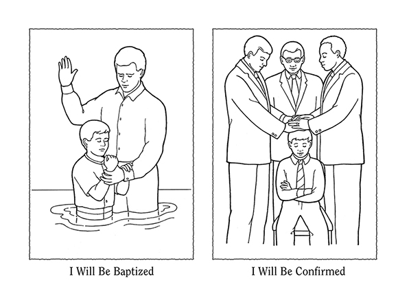 596x447 Nursery Manual Page 111 I Will Be Baptized And Confirmed
