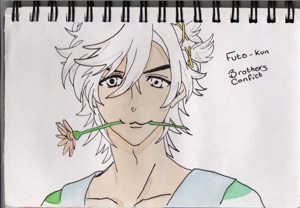 1024x711 Brothers Conflict Futo~kun Wip By Miku Nagato20