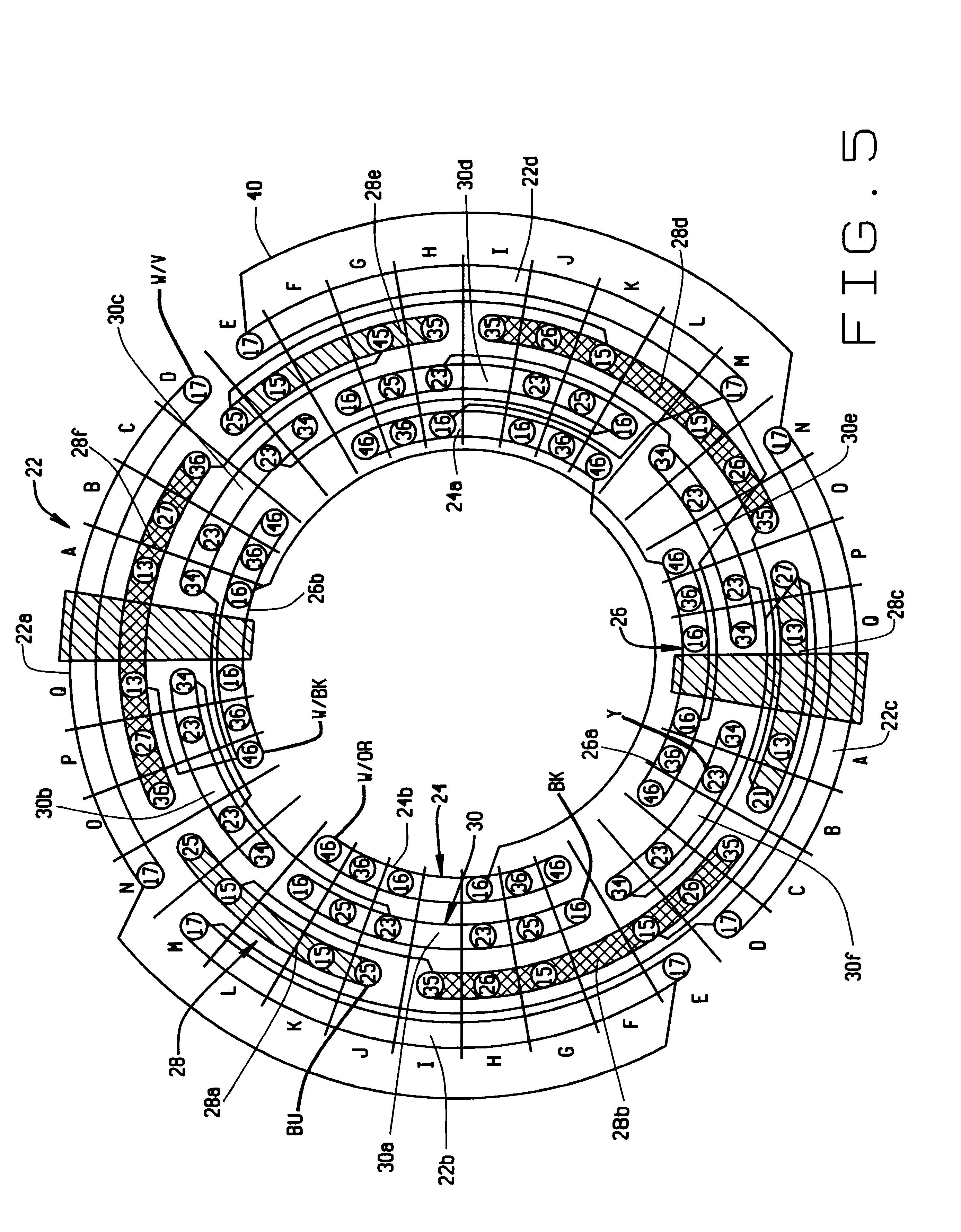 2774x3557 Symbols Good Looking Patent Single Phase Three Speed Motor
