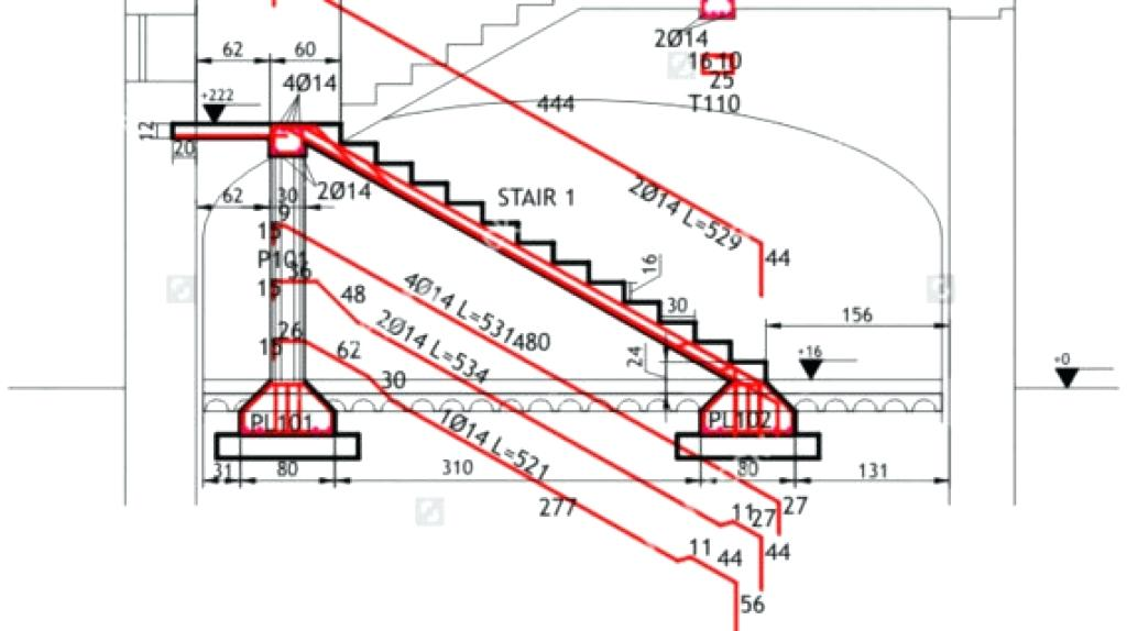 1024x574 Staircase Drawing Various Connection Drawing Burevestnik.club