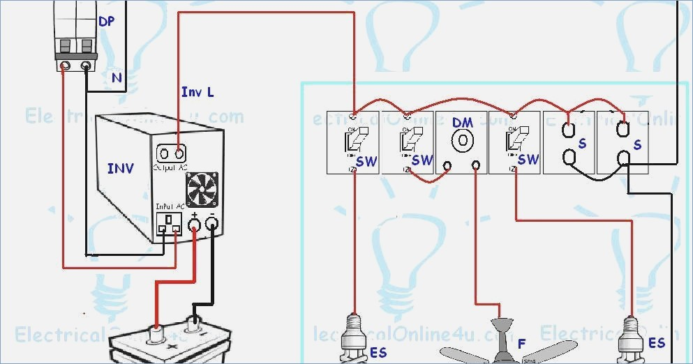 993x522 Wiring Diagram For Inverter At Home