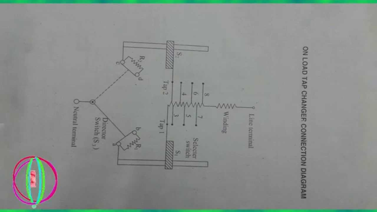 1280x720 On Load Tap Changer Connection Diagram