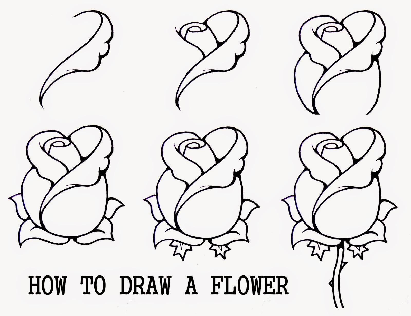 1600x1232 Drawings Kids To Paint Best Simple Step By Step Drawing