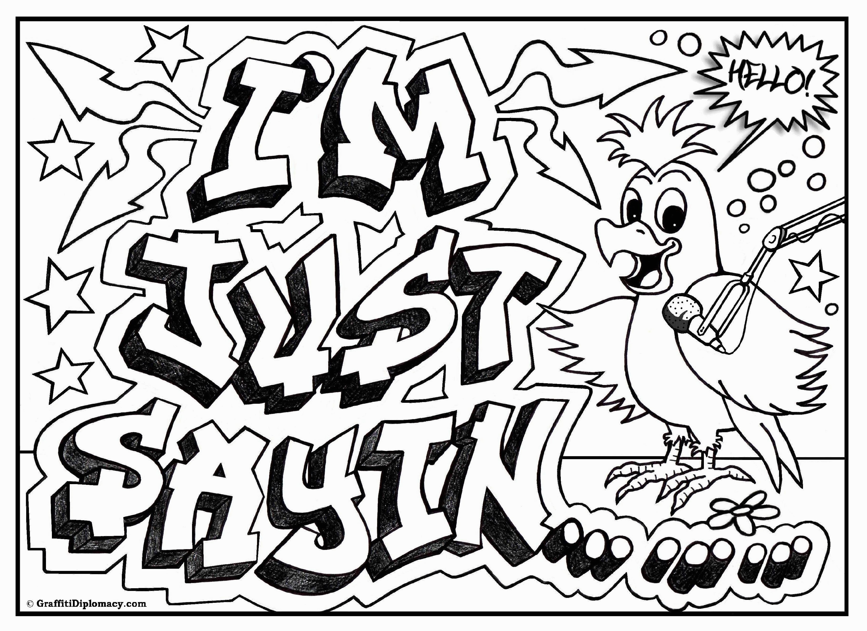 3508x2552 Coloring Book Drawings @ Omg Another Graffiti Coloring Book