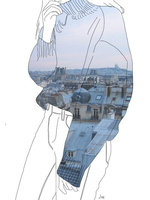 500x667 Art, Artistic, Artsy, Arty, City, Cityscape, Cool, Draw, Drawing