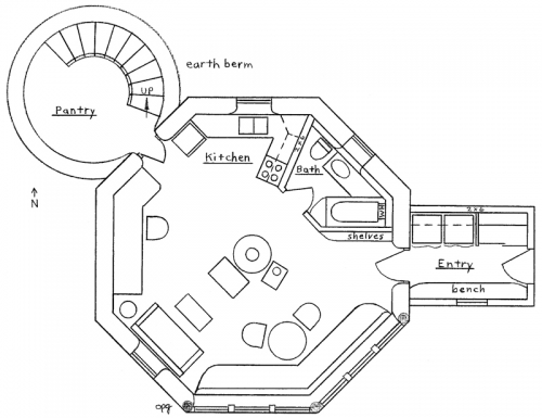 Cool House Drawing at GetDrawings.com   Free for personal use Cool ...