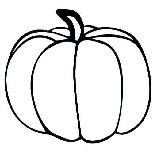 512x512 How To Draw A Pumpkin Learn How To Draw Easy Pumpkins Blog