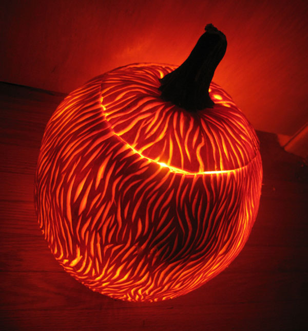 600x644 Best Cool Amp Scary Halloween Pumpkin Carving Ideas Amp Designs 2014