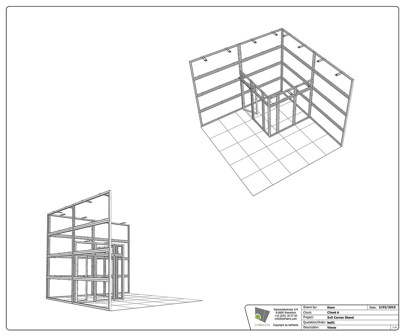 Corner Drawing