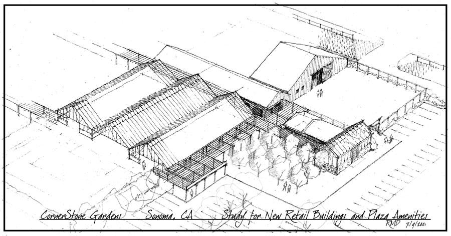 900x471 Cornerstone Gardenssonoma, Ca 2001 Rory Mccarthy Design