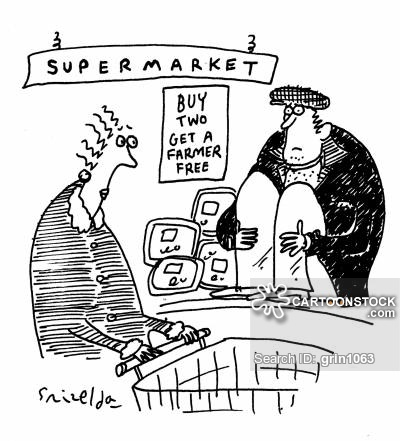 400x441 Rising Food Cost Cartoons And Comics