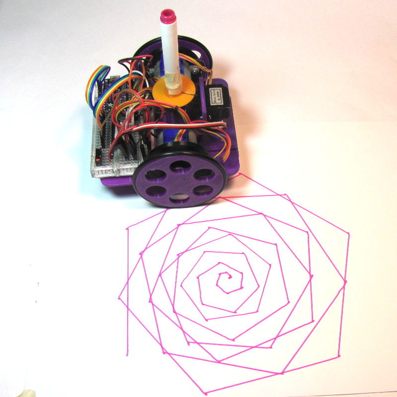 800x800 Low Cost, Arduino Compatible Drawing Robot 15 Steps (With Pictures)
